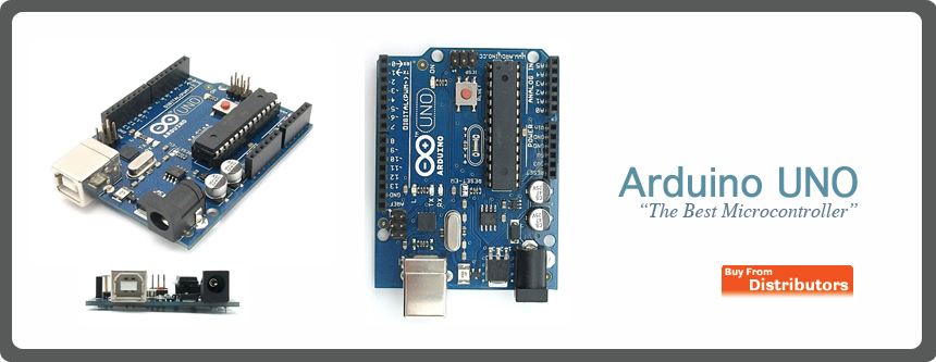 Arduino Uno Board